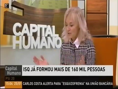 ETV entrevista Engª Rute Ferraz, Diretora do ISQ Formação