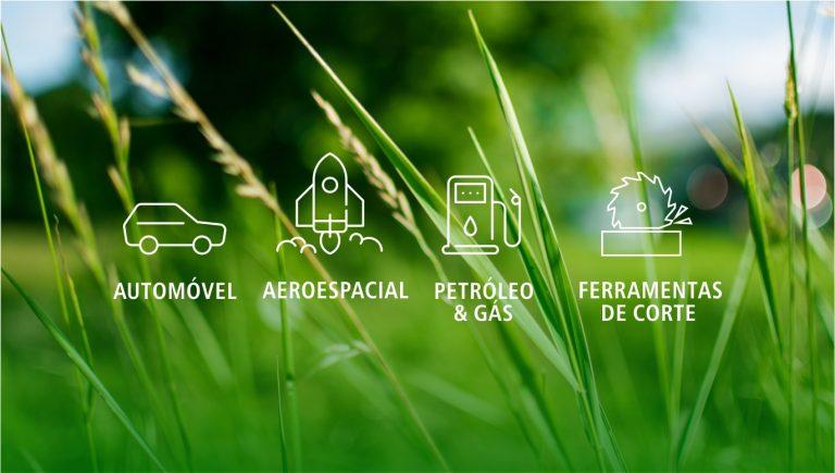 Materiais mais ecológicos na indústria dos revestimentos