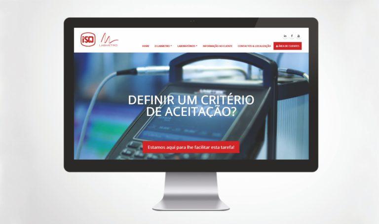 Labmetro Online direcionado para o cliente