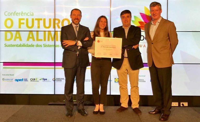 ISQ e ARALAB distinguidos nos Food & Nutrition Awards 2017