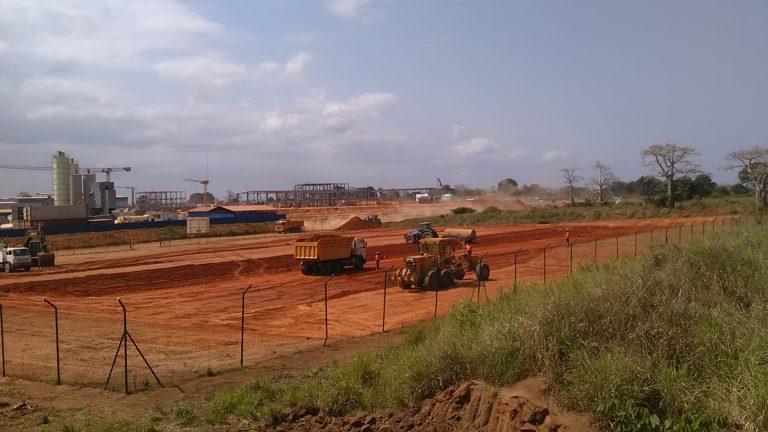 ISQAPAVE no projeto Falcão em Angola