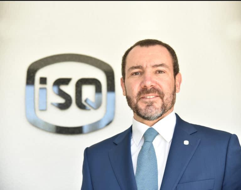 Presidente do ISQ no Board of Directors da CEOC