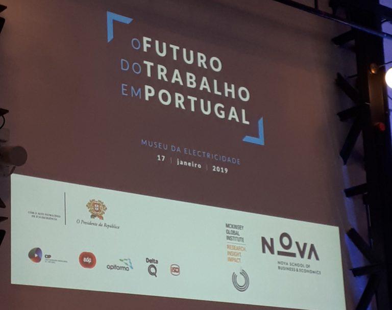 """ISQ associa-se ao debate """"O futuro do trabalho em Portugal"""""""