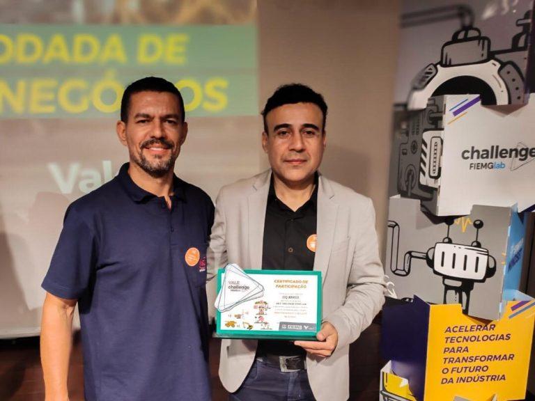 ISQ Brasil cria solução para a indústria da mineração e vence prémio
