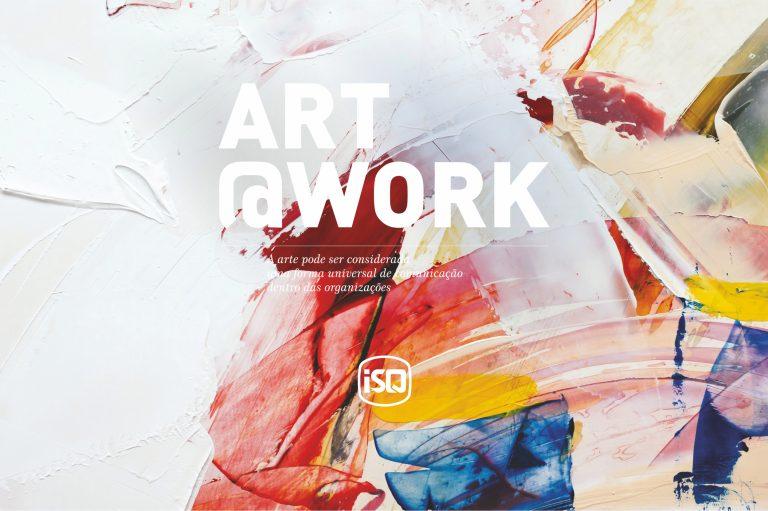 Lançamento do ART@WORK