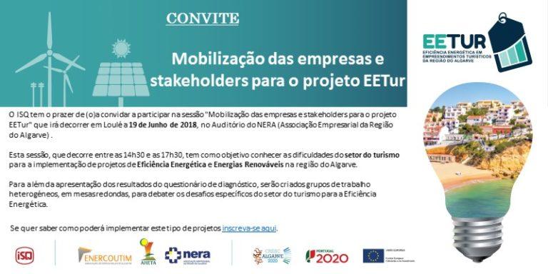 2ª Sessão de Sensibilização do Projeto EETur (turismo)