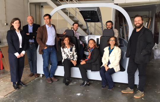 """O Projeto PASSARO promove os conceitos de """"Design Thinking"""" e estudos de ergonomia para a nova geração de Cockpits"""