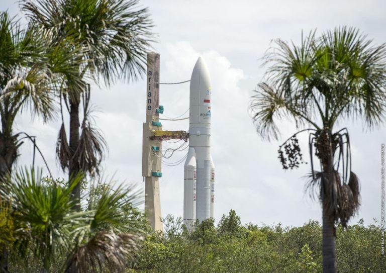 ISQ testa foguetões no centro aerospacial da Guiana Francesa