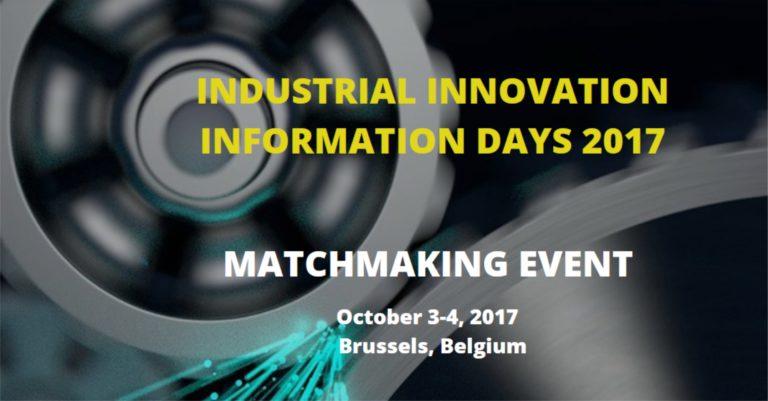 ISQ no Industrial Innovation Information Days 2017