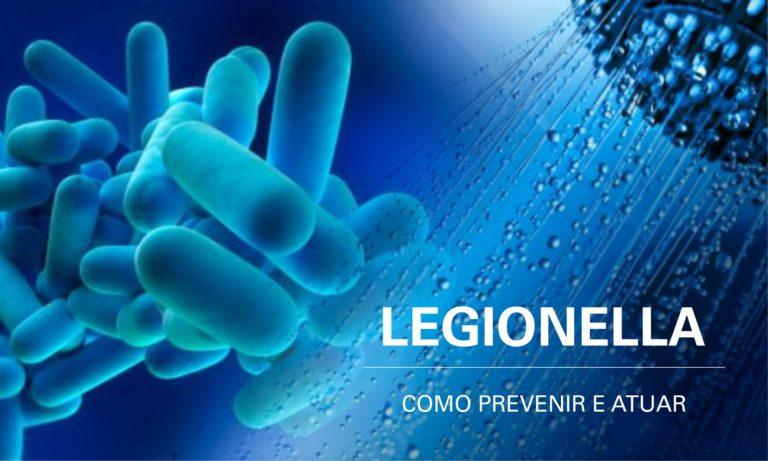 Legionella: como prevenir e atuar