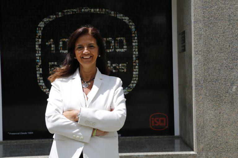 Margarida Segard assume a Direção da ISQ Academy