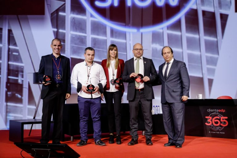 Colaborador do ISQ recebe prémio EDP