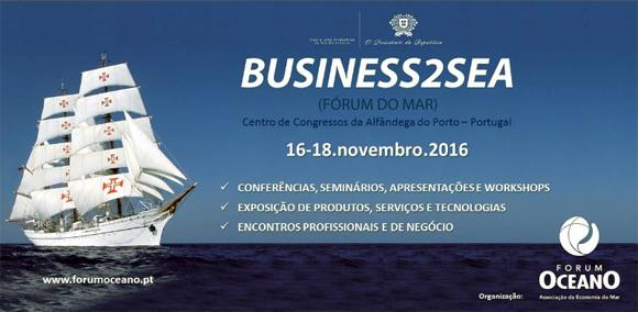 ISQ participa no BUSSINESS2SEA 2016