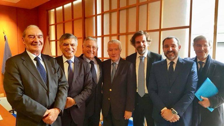 Assembleia Geral da CIP com presença do ISQ