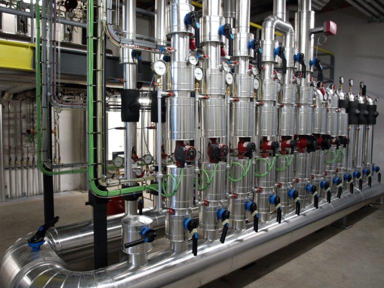 Posto de Transformação Didático no Laboratório ECOTERMOLAB