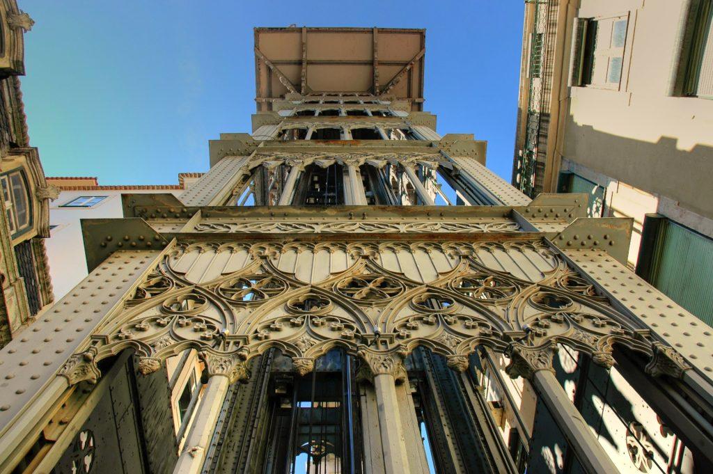 elevador de santa justa 1046193