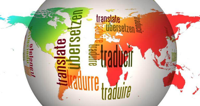 Nova Aplicação permite a tradução instantânea em várias línguas