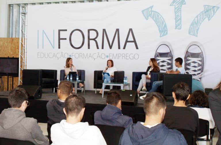 ISQ marcou presença na InForma