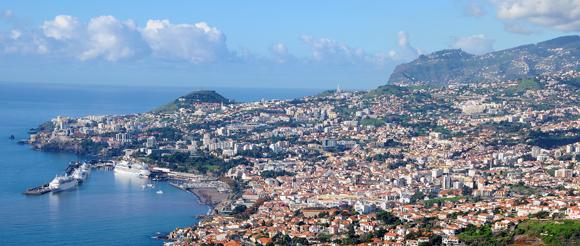 Funchal sensibiliza para segurança em caso de incêndio florestal