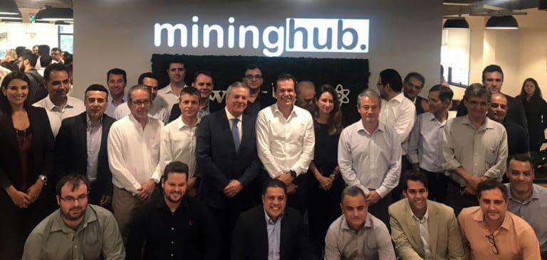 ISQ integra Mining Hub – O maior Hub de mineração do mundo