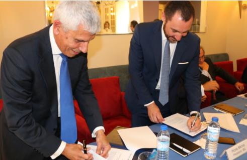 ISQ assina protocolo para desenvolvimento de infraestruturas a nível Internacional