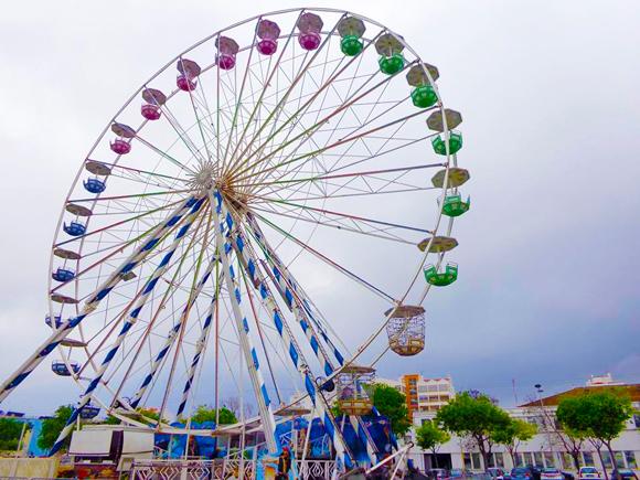 ISQ inspeciona nova roda gigante de Portimão