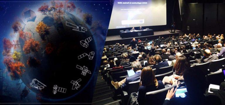 ISQ no Space Week 2017 em Roma
