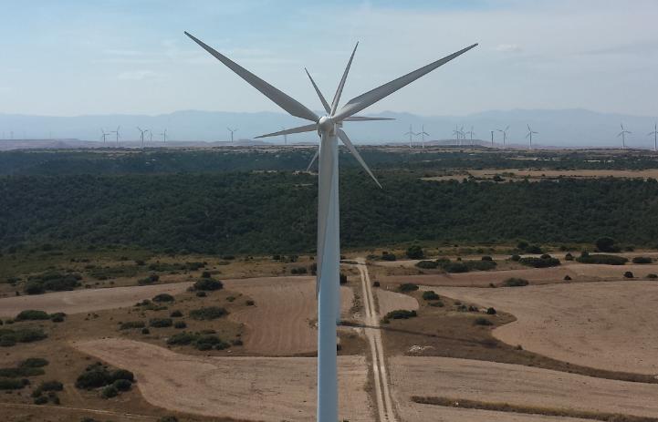 Energia eólica – Identificação de patologias em compontes de aerogeradores