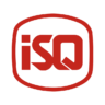 ISQ Logo med framed