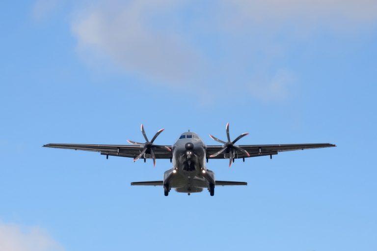 Aviões KC 390 adaptado para combate a fogos