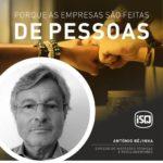 ISQ   Porque as empresas são feitas por Pessoas. Hoje apresentamos o António Béj...