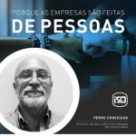 ISQ   Porque as empresas são feitas de Pessoas. Hoje apresentamos o Pedro Concei...
