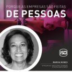 ISQ   Porque as empresas são feitas de Pessoas. Hoje apresentamos a Marisa Nunes...