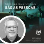 No ISQ o que realmente conta são as pessoas. Hoje apresentamos o João Machado.