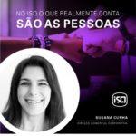 No ISQ o que realmente conta são as pessoas. Hoje apresentamos a Susana Cunha.