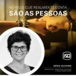 No ISQ o que realmente conta são as pessoas. Hoje apresentamos a Sónia Oliveira....