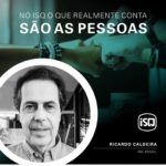 No ISQ o que realmente conta são as pessoas. Hoje apresentamos o Ricardo Caldeir...