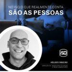 No ISQ o que realmente conta são as pessoas. Hoje apresentamos o Hélder Ribeiro....