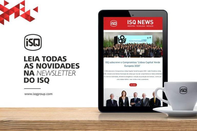 ISQ | 2020 Chegou e trouxe  Inovação e  Sustentabilidade  Fique a par das última…