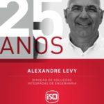 ISQ   O Alexandre está connosco há 25 anos. Entrou em 1995 e, desde então, tem p...