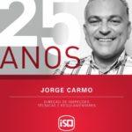 ISQ    O Jorge é Higienista Industrial (HI) no ISQ há 25 anos e considera esta a...