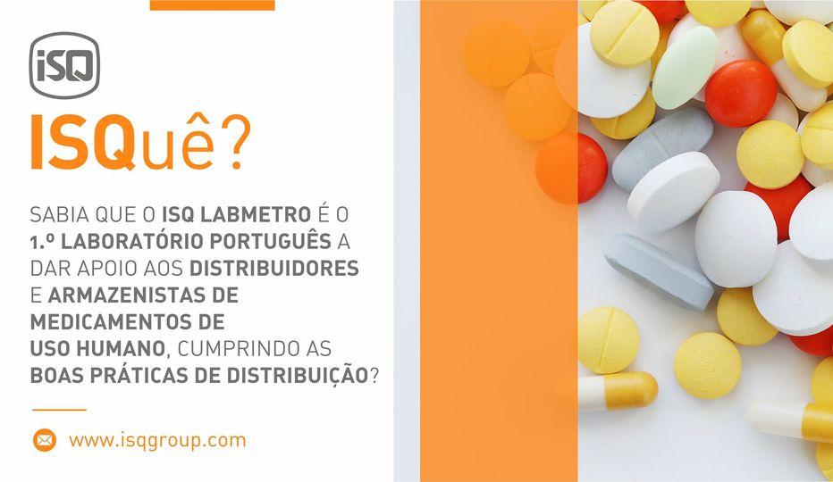 ISQ    Para que os medicamentos sejam fornecidos à população nas devidas condiçõ...