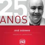ISQ   Quando o José chegou ao Laboratório Dimensional do ISQ, em 1994, a equipa ...