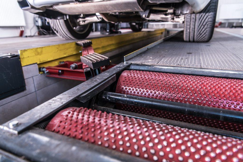 Testing Vehicle Braking System