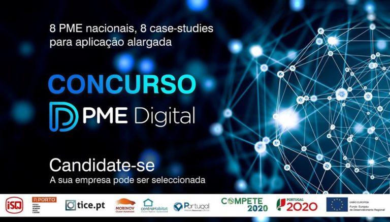 ISQ | CONCURSO PME Digital | NÃO PERCA!  8 PME nacionais irão servir de base à r…