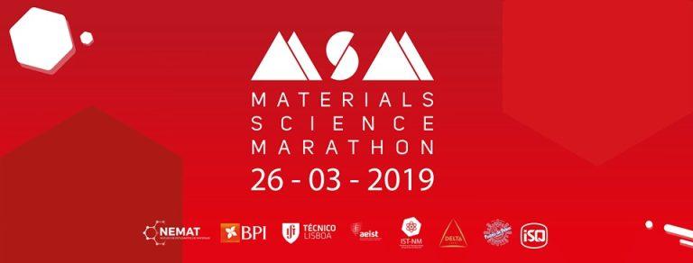 ISQ | O ISQ apoia o Instituto Superior Técnico na Materials Science Marathon – M…