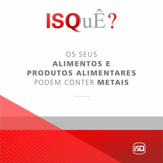 Saiba mais em:   #isq #laboratorio #analises #labqui