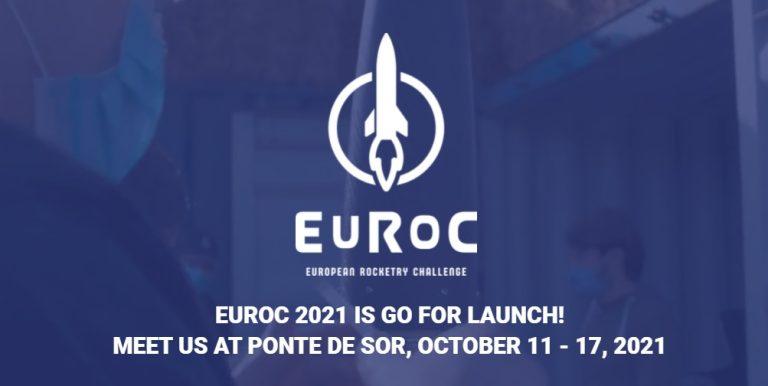 EUROC'21: European Rocketry Challenge
